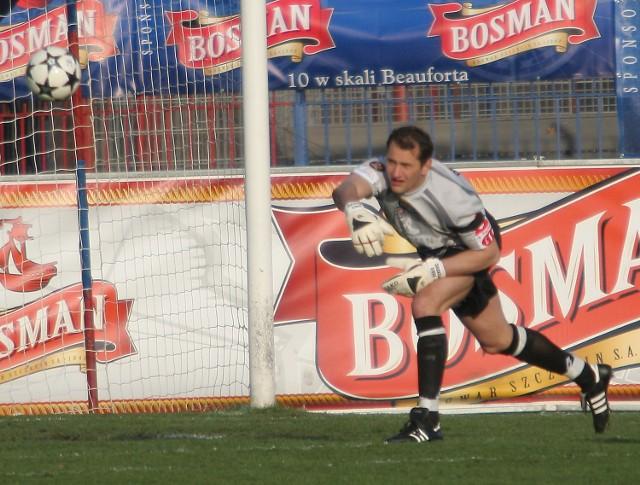 Boris Pesković wreszcie zachował czyste konto.