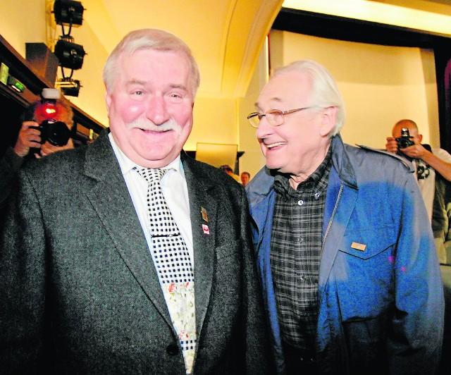 Lech Wałęsa: Wajda zawsze miał jakieś przesłanie, patriotyzm nam pokazywał.