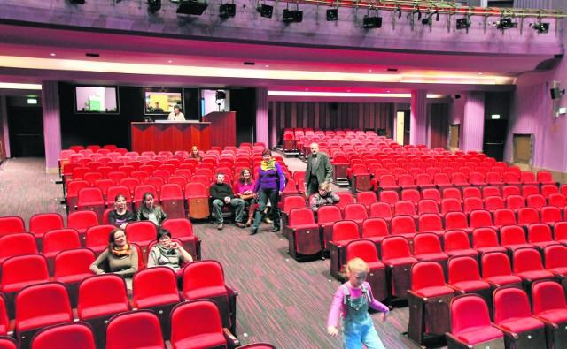 Teatr Muzyczny i inne miejskie instytucje kultury nie mogą liczyć na większe pieniądze