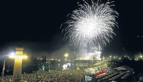 Na tegorocznych Dniach Morza oprócz koncertów gwiazd szczecinianie będą mogli zobaczyć pokaz fajerwerków.