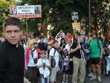 Około 700 osób z Bydgoszczy i okolic wyruszyło na pielgrzymkę na Jasną Górę [zdjęcia]