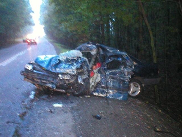 Pamiętajmy aby nie wsiadać po kieliszku za kierownicę bo nasza podróż może doprowadzić do tragedii.