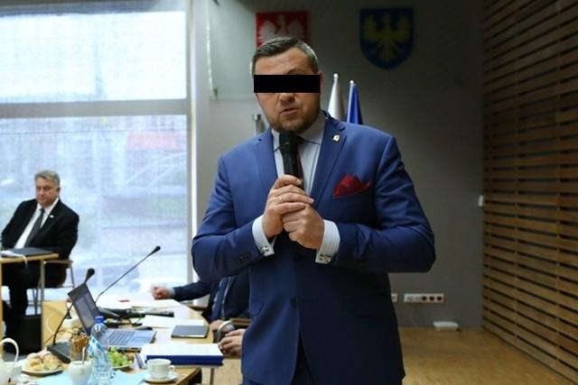 Radny Jacek N. został już wyrzucony z Platformy Obywatelskiej.