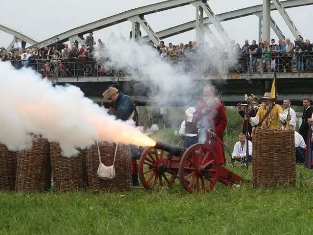 W 2010 roku inscenizacja bitwy o Tykocin ściągnęła tłumy