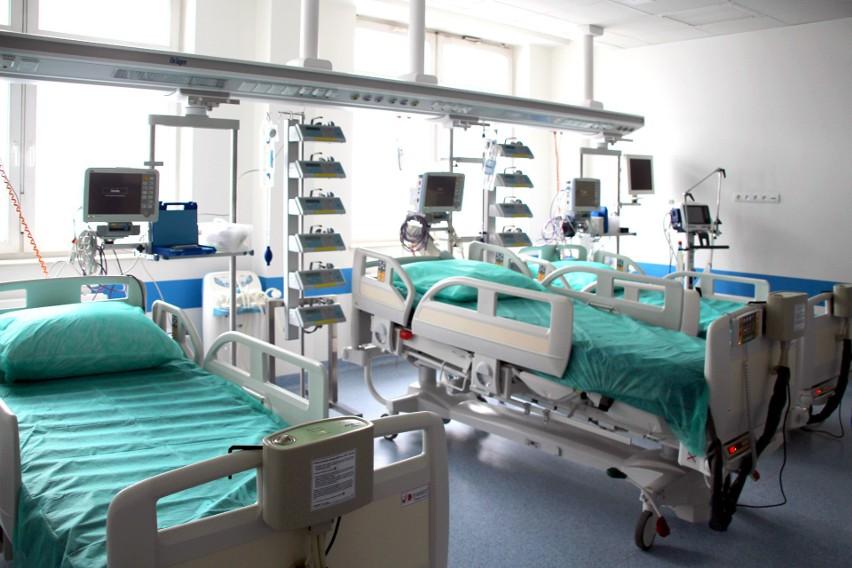 Szpital Śląski w Cieszynie z nowoczesnym sprzętem