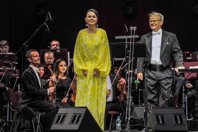 W Operze Leśnej, w ramach Festiwalu Muzycznego Energa Sopot Classic wystąpiła światowej sławy polska śpiewaczka- Aleksandra Kurzak