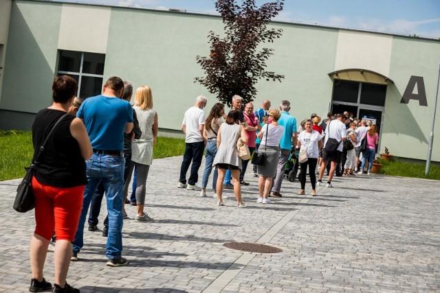 Do niedzieli (6 czerwca), godz. 15.30, w ramach akcji szczepień bez rejestracji zaszczepiło się w Bydgoszczy ok. 800 osób.
