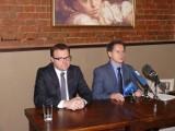 Wybory samorządowe 2014: Radosław Witkowski, kandydat na prezydenta Radomia, z poparciem od Wojciecha Bernata