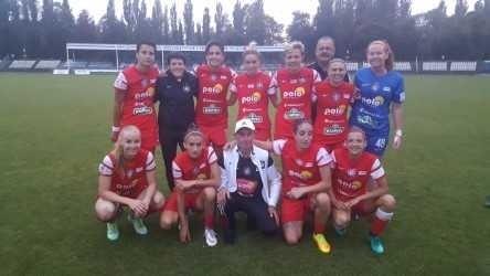 Piłkarki Medyka Konin