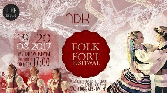 Folk Fort Festiwal w Nysie