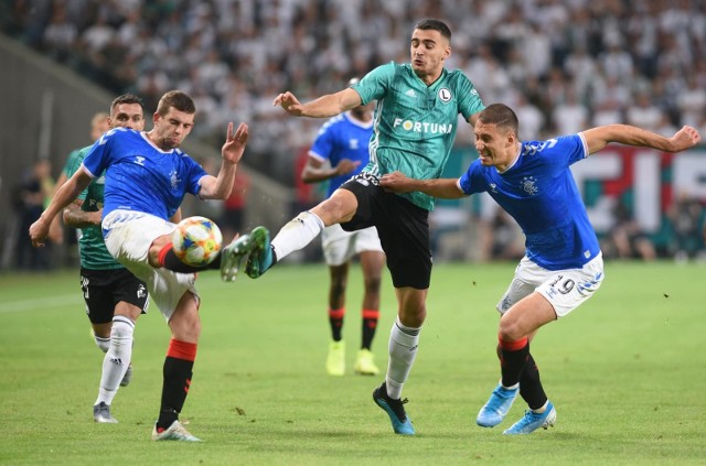 Legia Warszawa - Rangers FC