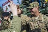 Kilkaset osób spotkało się z żołnierzami NATO na pikniku w Warszawie [ZDJĘCIA] [VIDEO]