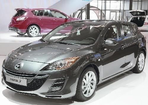 Mazda 3 wygląda jak auto sportowe, które jednak może też...