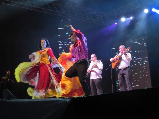 Zespół Bengas z Czech, jedna z festiwalowych gwiazd