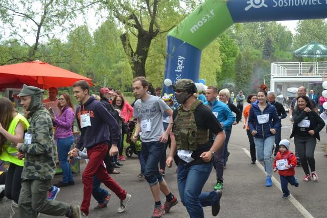 Bieg w Byle Czym i Festiwal Organizacji Pozarządowych w Kazimierzu Górniczym