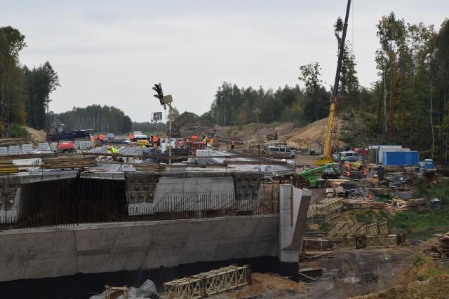 Budowa drogi Racibórz-Pszczyna, odcinek od Żor do Rybnika