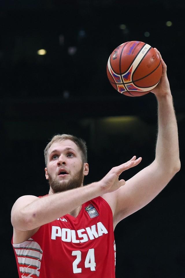 Przed Przemysławem Karnowskim nowy cel - NBA.