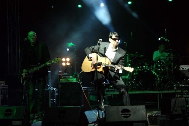 Muzyk alternatywny i rockman Maciej Maleńczuk przebywał w weekend w Bydgoszczy. Tutaj grał koncert.