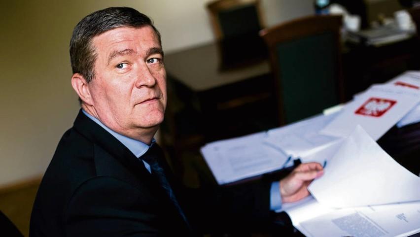 Prok. Artur Wrona, były szef Prokuratury Apelacyjnej, wraca do Tarnowa