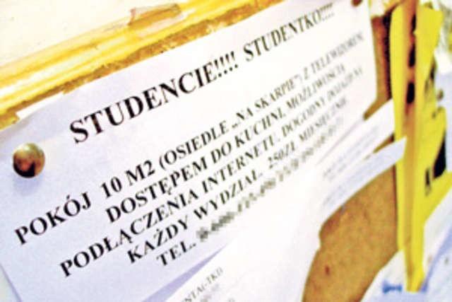 Podłączenie studentów