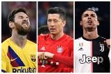 Robert Lewandowski w TOP 10 najlepiej zarabiających piłkarzy. Ile zarabia? [LISTA]