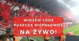 WIDZEW ŁÓDŹ - PUSZCZA NIEPOŁOMICE RELACJA NA ŻYWO! 9.04.2021. Śledź wynik ONLINE z meczu Widzew vs. Puszcza