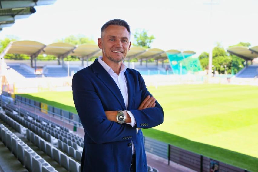 Ireneusz Kościelniak - kim jest nowy trener Miedzi Legnica?