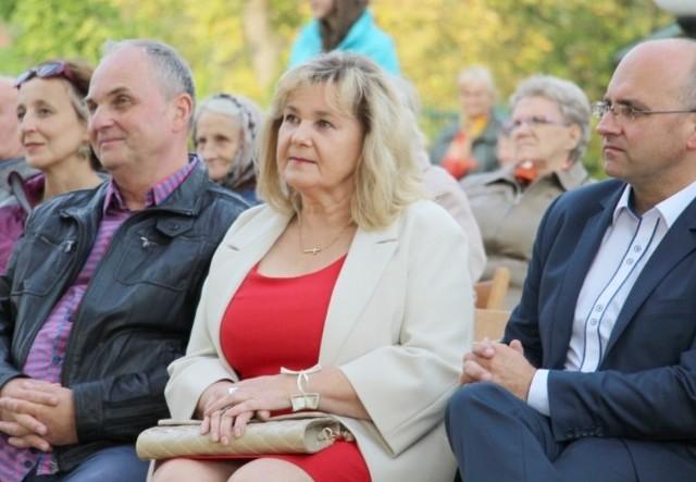 Ewa Kaniewska po 45 latach pracy w suchedniowskim magistracie odchodzi na emeryturę.