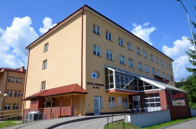 Jeden z pawilonów szpitala w Nisku, niżańska lecznica otrzymała właśnie certyfikat akredytacyjny