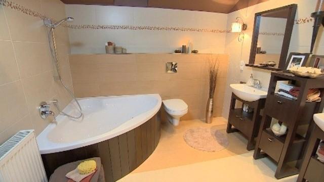 Funkcjonalna łazienkaFunkcjonalna łazienka