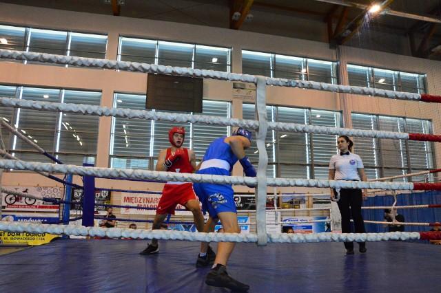W hali sportowej na Zarabiu znów pojawią sie bokserzy