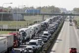 Wypadek na A4 pod Wrocławiem. Ponad 10 km korka!