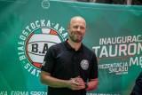 Tauron I liga. Marek Antoniuk nie jest już trenerem BAS Białystok
