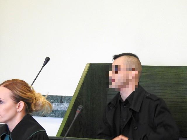 Wyrok skazujący wobec Daniela J. – który nie pojawił się w sądzie – nie jest prawomocny.