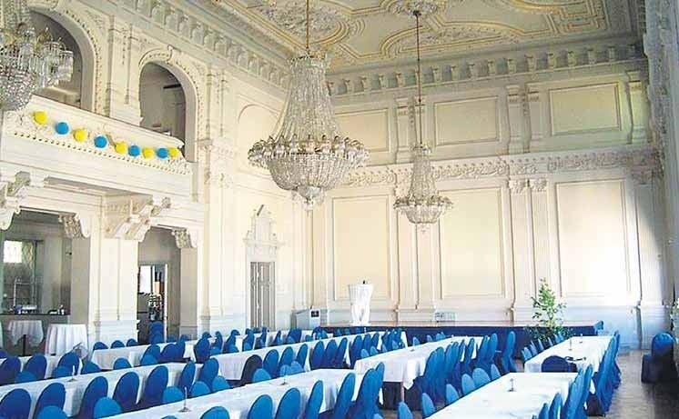 renowacja sali...