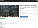 Gdańsk to nie Frankfurt. Pomyłka w opisie zdjęcia budynku Poczty Polskiej w Gdańsku z czasów II wojny światowej [zdjęcia]