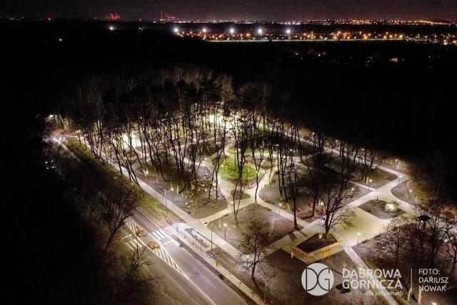 Tak prezentował się tuż po zakończeniu prac nowy Park Podlesie. To właśnie ten projekt został wybrany do realizacji przez mieszkańców w 2019 rokuZobacz kolejne zdjęcia/plansze. Przesuwaj zdjęcia w prawo - naciśnij strzałkę lub przycisk NASTĘPNE