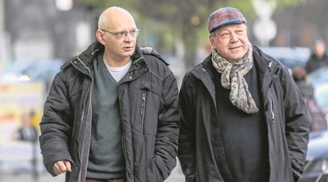 Mirosław Piepka i Michał Pruski  jako nastoletni chłopcy byli świadkami tragicznych zdarzeń grudniowych. Jeden w Gdyni, drugi w Gdańsku