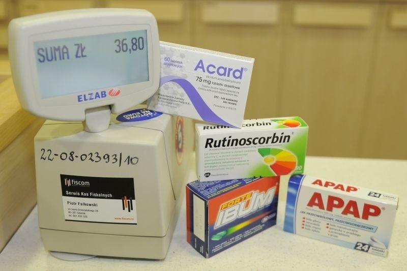 Od 1 marca zacznie obowiązywać zaktualizowana lista leków...
