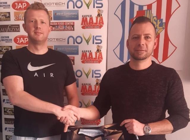 Jakub Zolech zasilił sztab szkoleniowy trzecioligowej Wisły Sandomierz - został trenem bramkarzy w sandomierskim klubie.