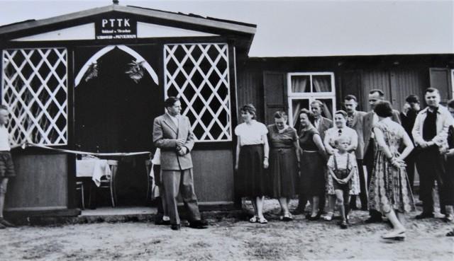 Ośrodek PTTK Strzelno w Przyjezierzu