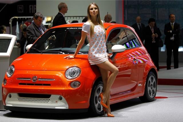 Geneva Motor Show 2015: Zobacz najpiękniejsze dziewczyny [ZDJĘCIA] - Salon Samochodowy w Genewie w 2013 roku