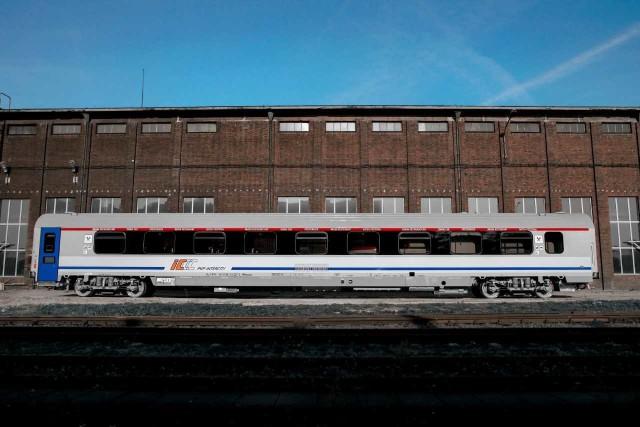 Nowe wagony restauracyjne dla PKP Intercity.