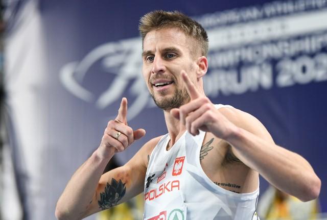 Marcin Lewandowski pewnie wywalczył awans do finału biegu na 1500 metrów