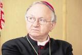 Abp Zimowski zachorował