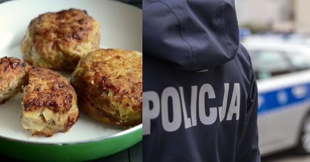 Piekary Śląskie: wezwała policję, bo jej partner... kazał smażyć kotlety