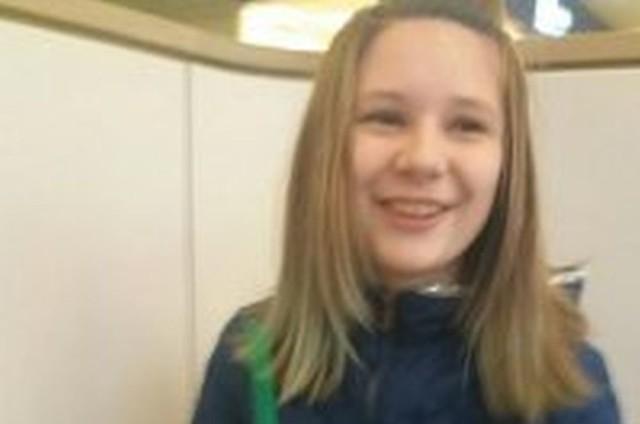 Nika Kubacka zaginęła. Policja poszukuje dziewczynki