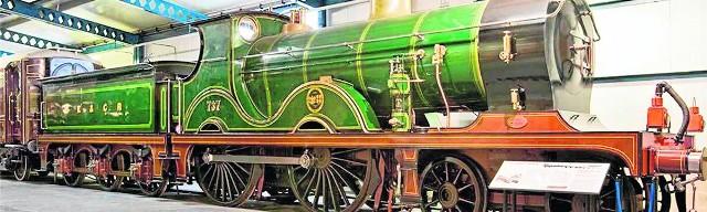 Narodowe Muzeum Kolejnictwa jest jedną z największych atrakcji  angielskiego Yorku. To prawdziwa gratka dla każdego miłośnika pociągów, i co ważne, wstęp do niego jest bezpłatny