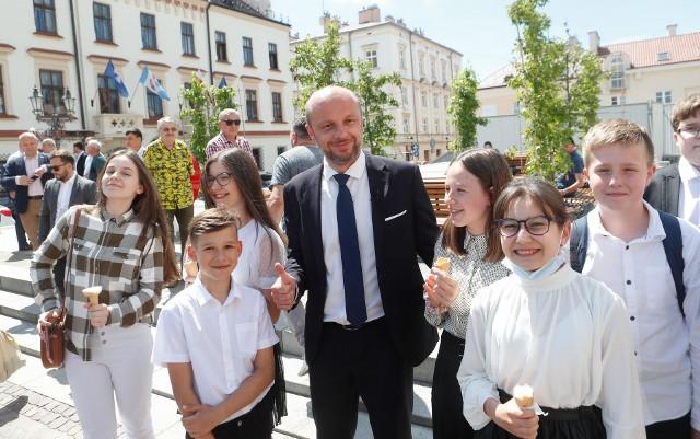 Konrad Fijołek, prezydent elekt, podziękował mieszkańcom Rzeszowa za poparcie w wyborach.