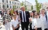 Konrad Fijołek, prezydent elekt, podziękował mieszkańcom Rzeszowa za poparcie w wyborach [ZDJĘCIA]